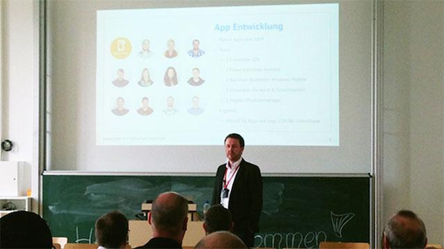 App Entwicklung Vortrag