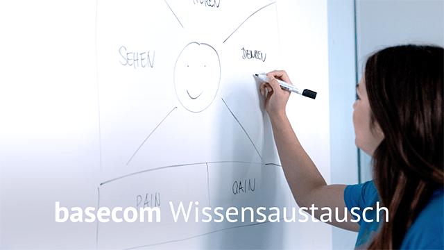 basecom Wissensaustausch