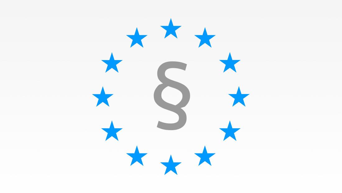 DSGVO europäisches Gesetz