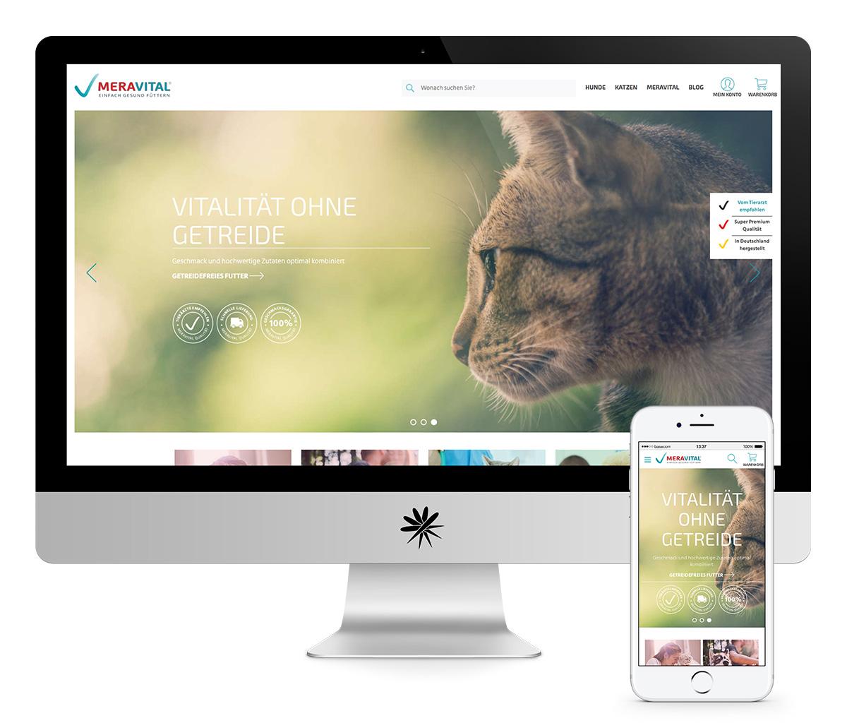 Meravital Website
