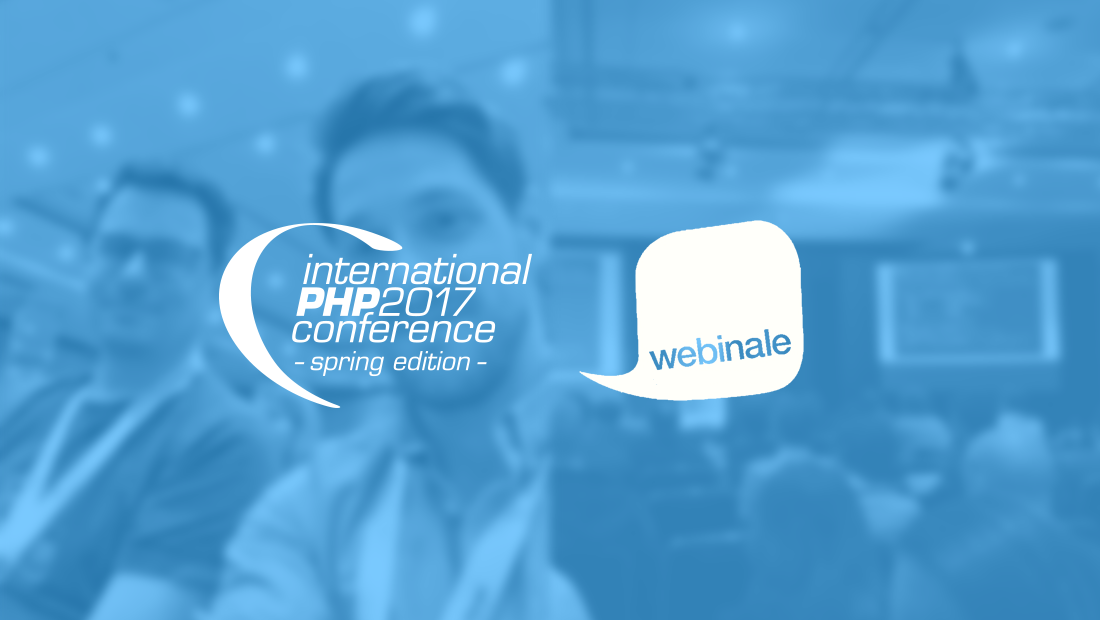 international PHP 2017 conference
