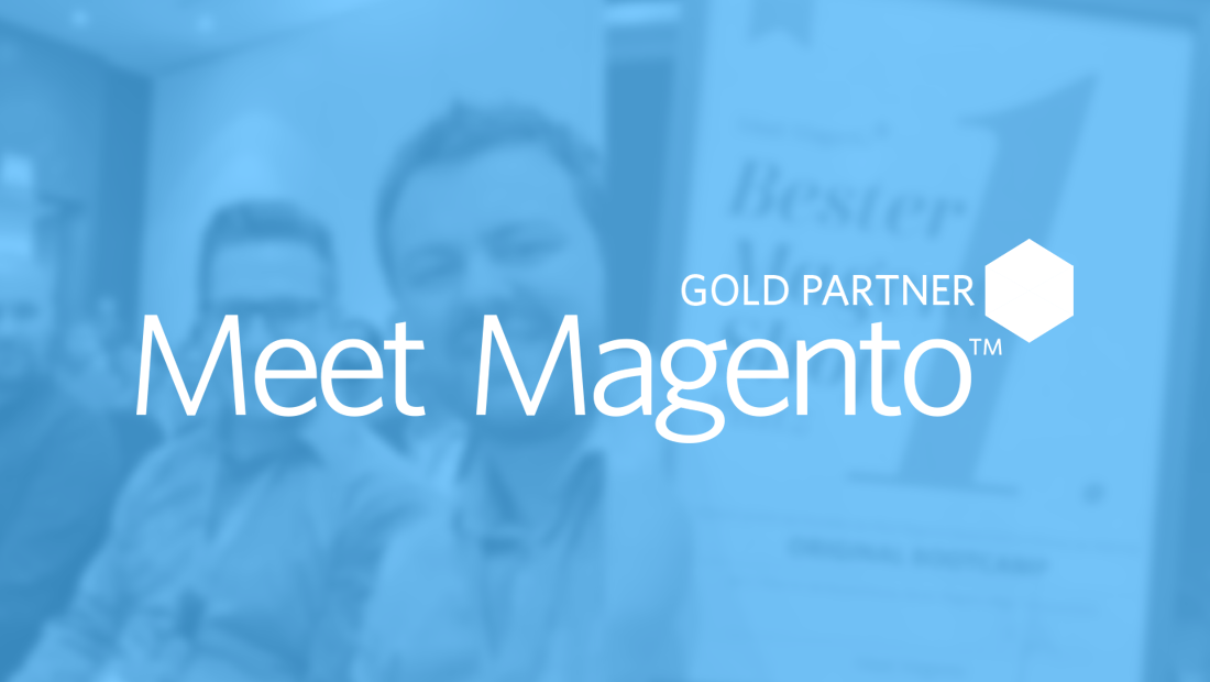 Meet Magento Gold Partner