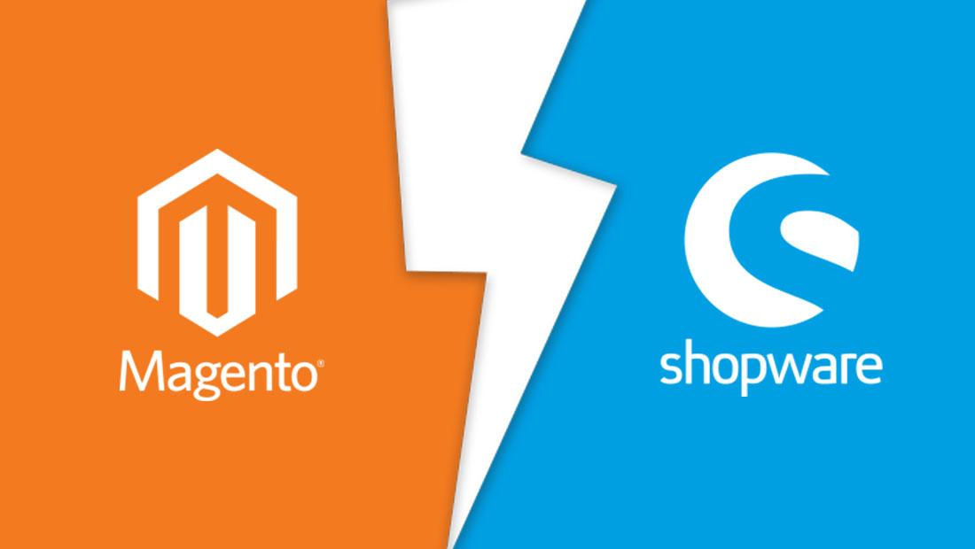 Magento - Shopware
