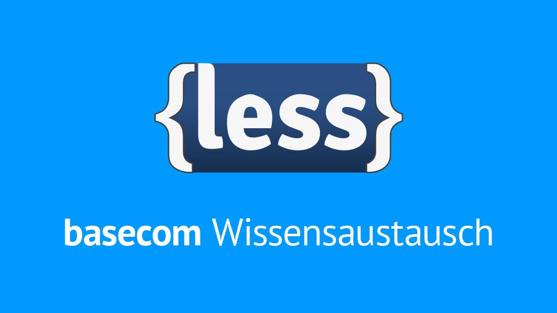 less basecom wissensaustausch