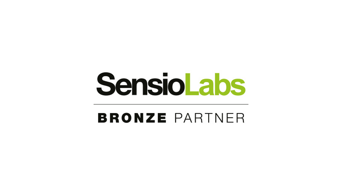 SensioLabs Bronze Partner