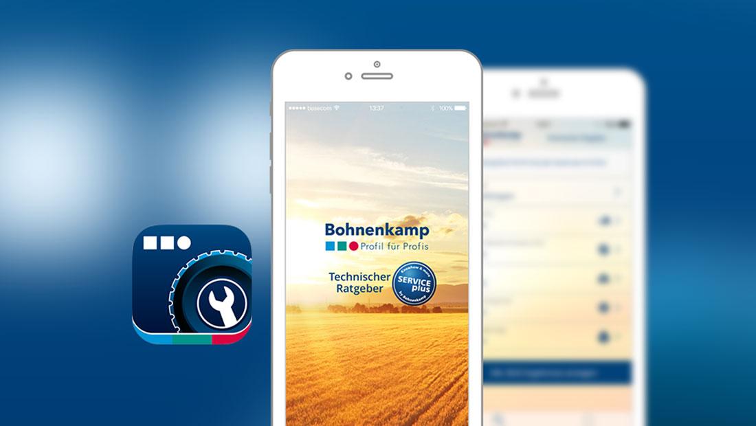 Bohnenkamp Technischer Ratgeber App