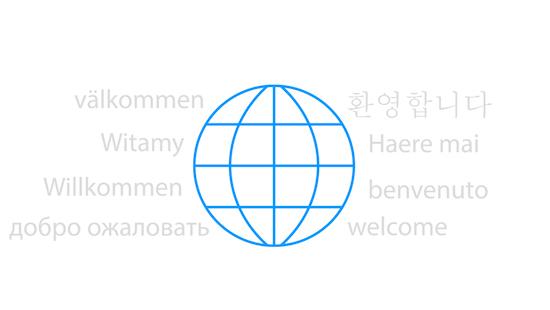 Welt Sprachen