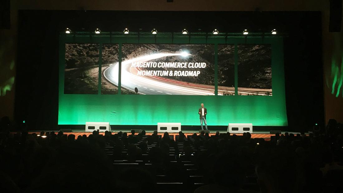 Magento Commerce Cloud Momentum & Roadmap