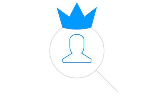 Avatar mit Krone
