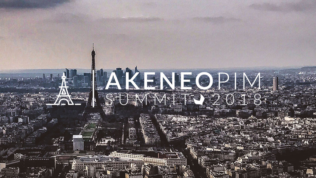 Akeneo Pim Summit 2018