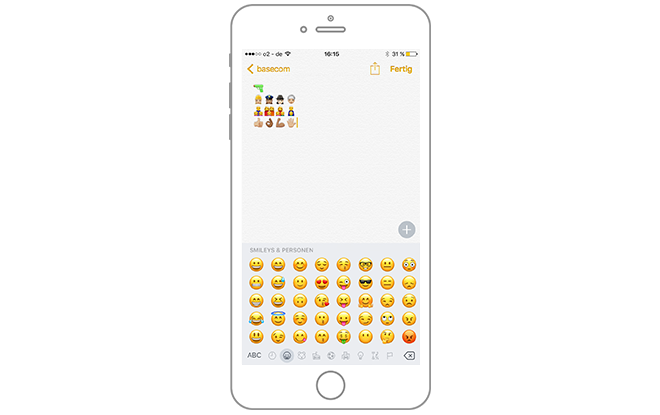 basecom Emoji Chat