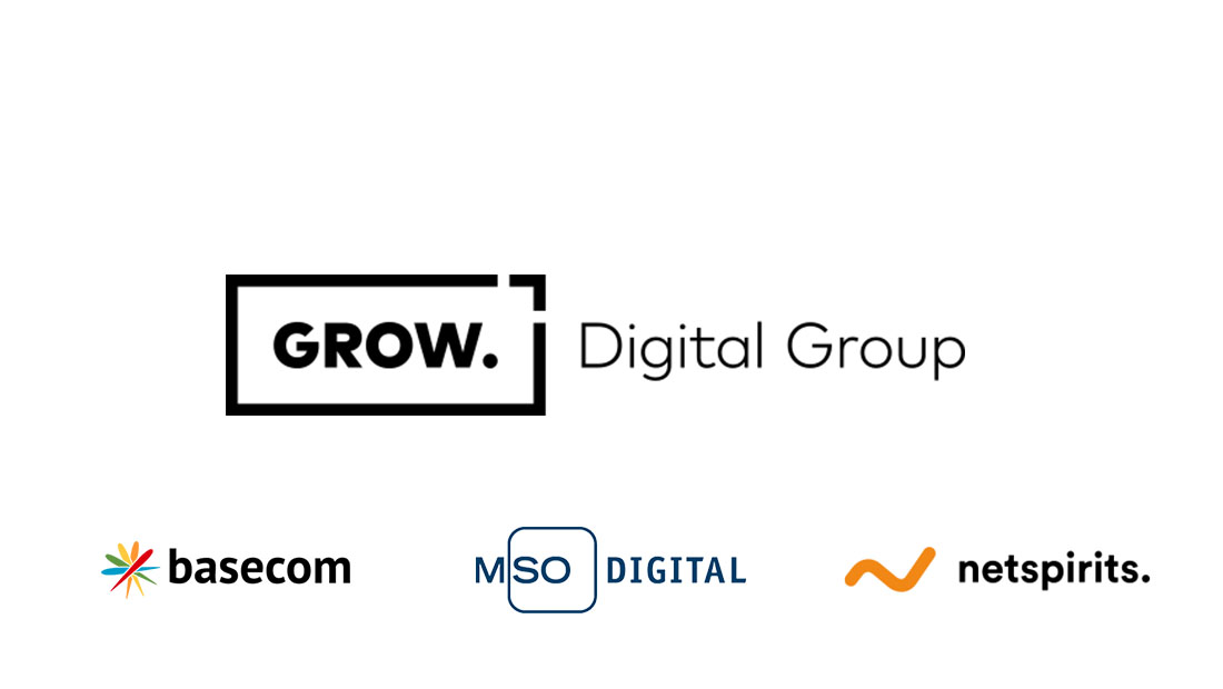 Grow Digital Group - basecom MSO Digital netspirits