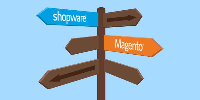 shopware - magento