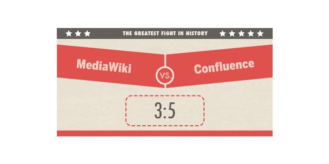 MediaWiki vs. Confluence