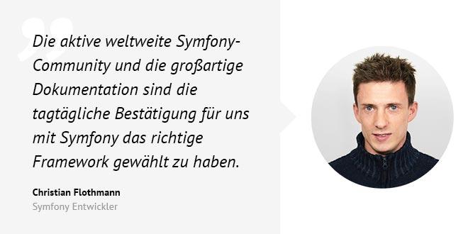 Zitat Christian Flothmann