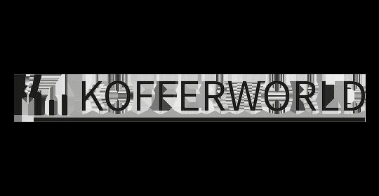 Kofferworld Logo