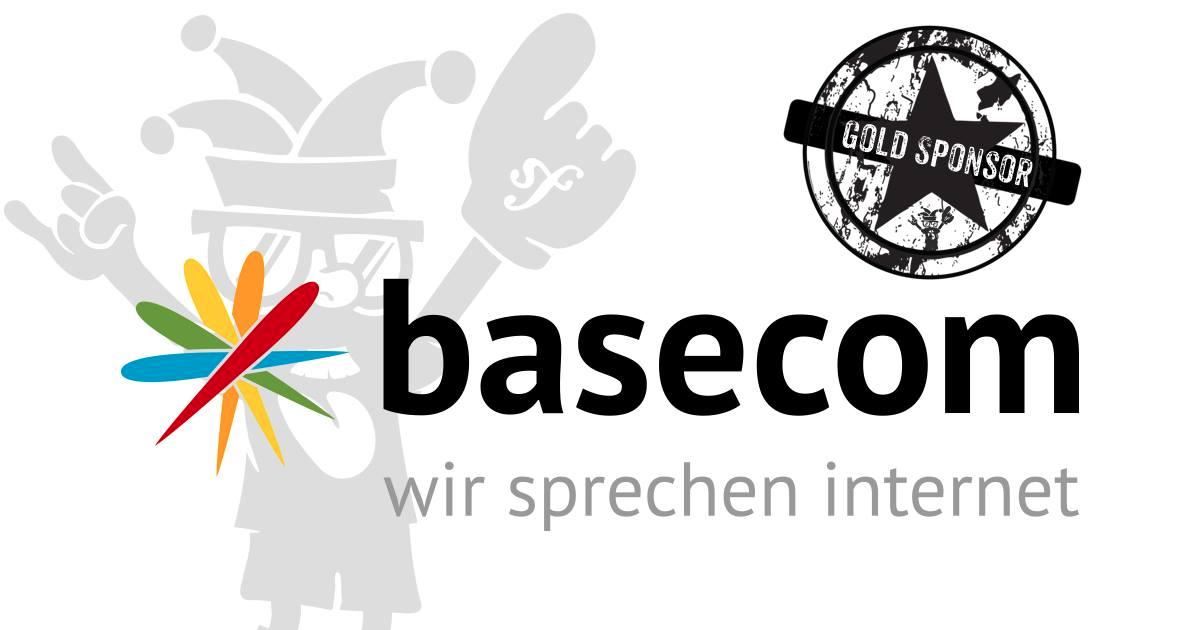 basecom Gold Sponsor