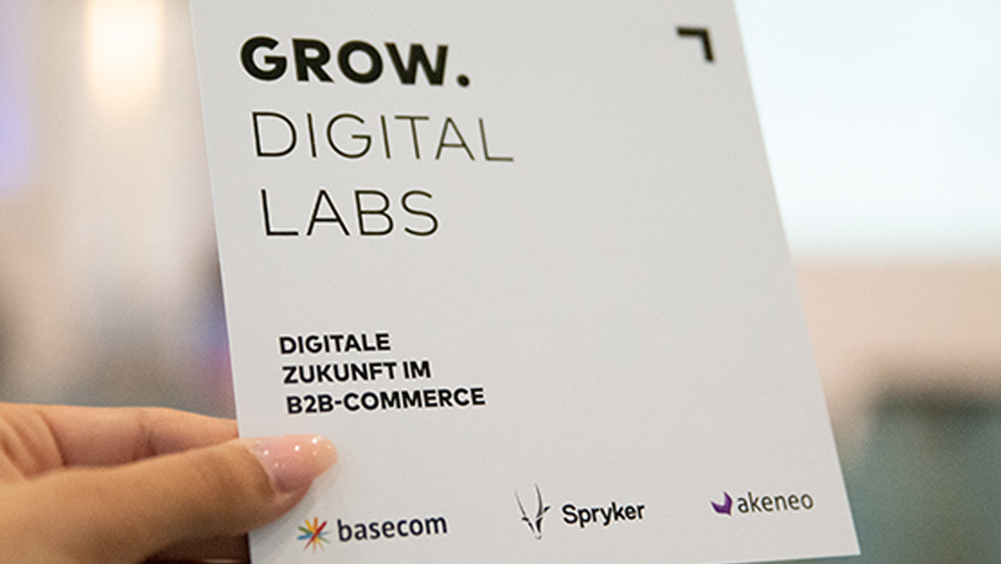 Grow Digital Labs Flyer