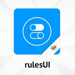 rulesUI icon