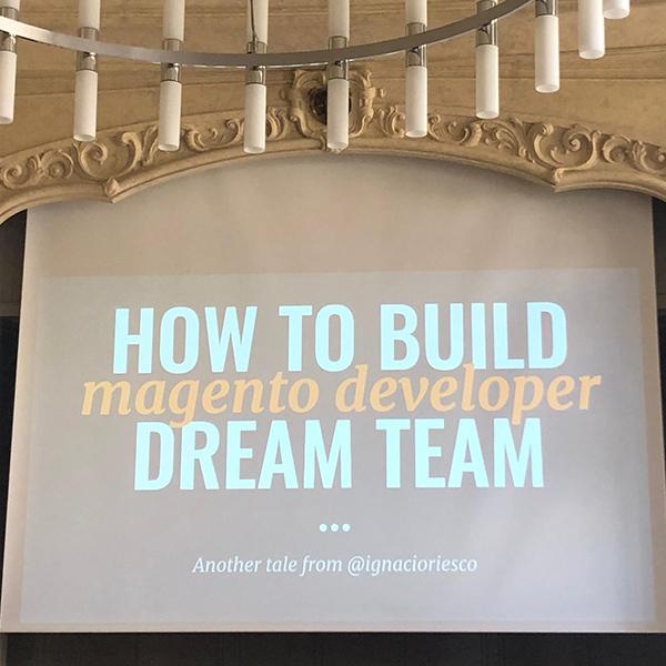 How to build magento developer dream team