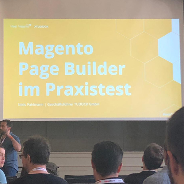 Meet Magento Präsentation