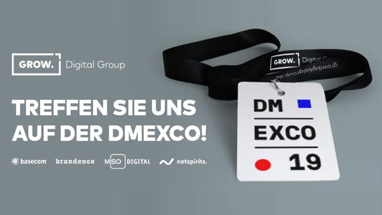 Treffen Sie uns auf der DMEXCO!