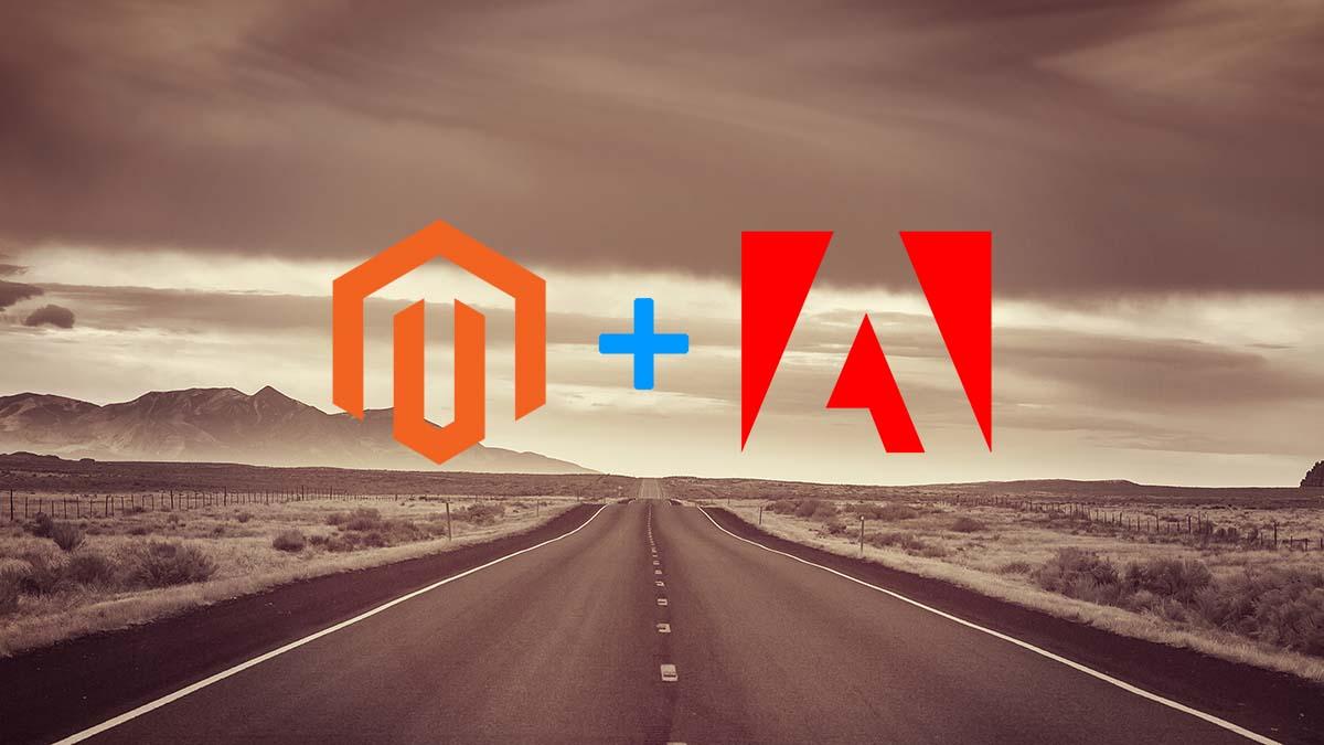 Magento und Adobe