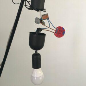 basecom Innovation Days 2019 office lampe
