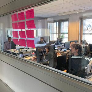 basecom Innovation Days 2019 Büro
