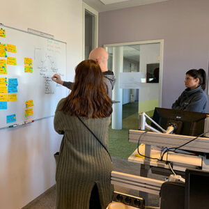 basecom Innovation Days 2019 Whiteboard