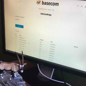 basecom Innovation Days 2019 spryker iot