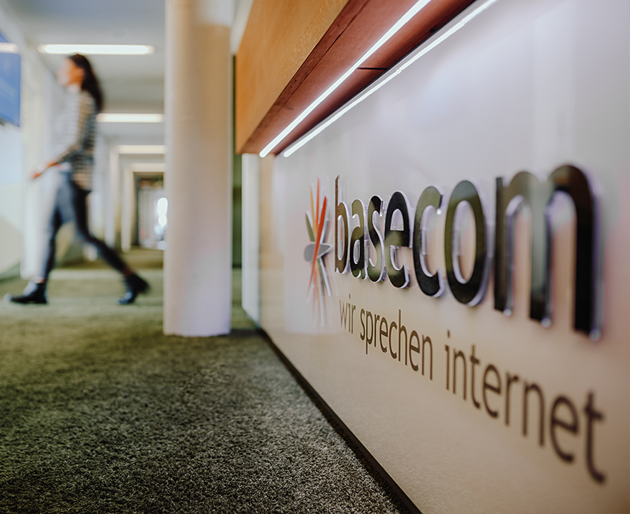 E-Commerce basecom Softwareentwicklung
