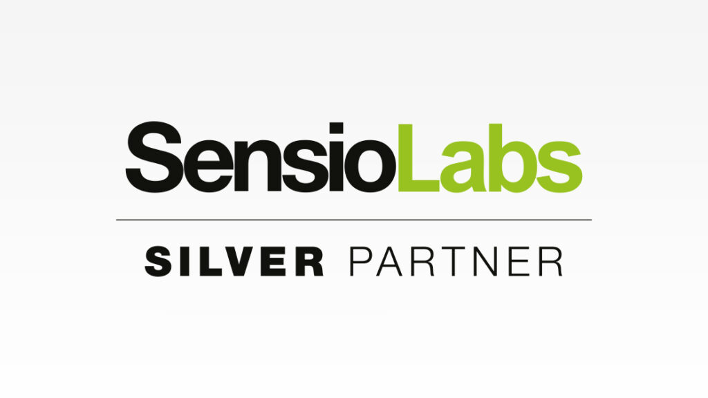 SensioLabs Silver Partner Symfony Softwareentwicklung
