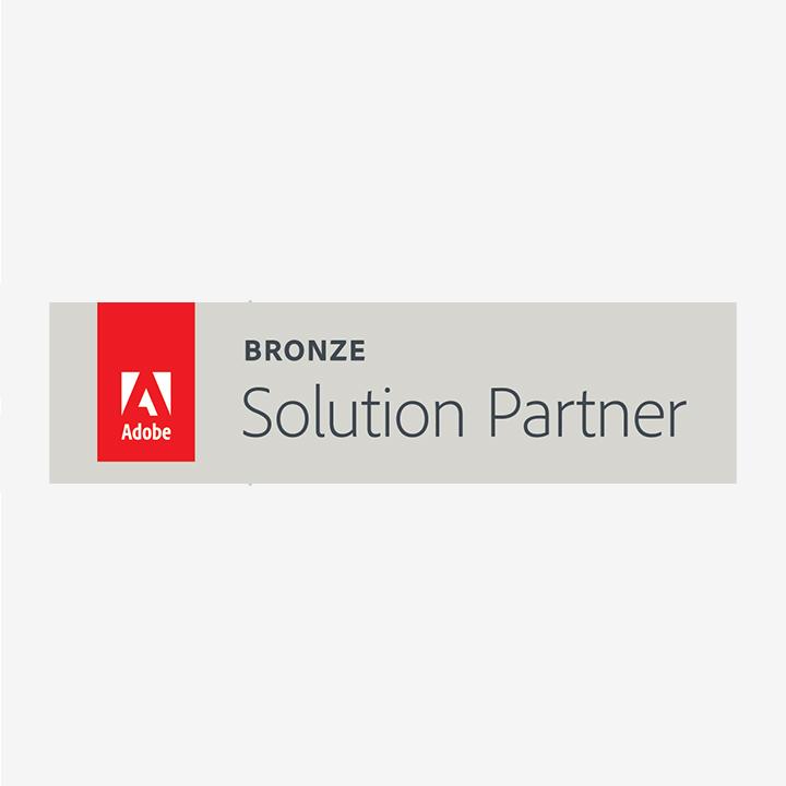 Adobe Bronze Solution Partner