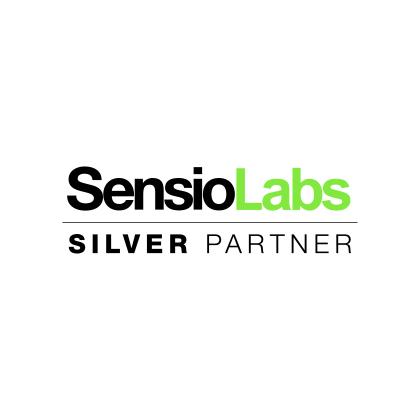 SensioLabs Silver Partner Symfony