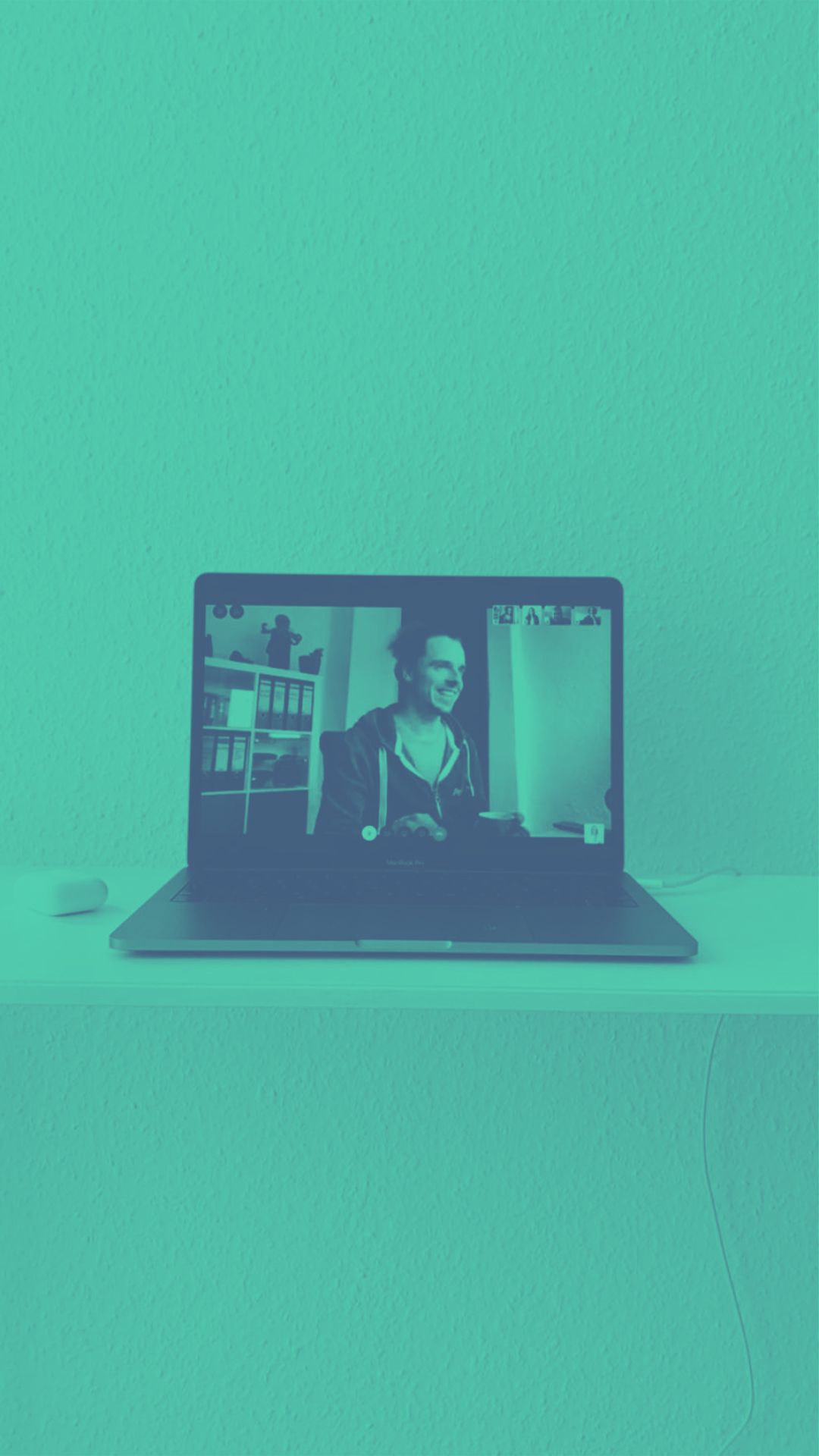 Homeoffice Laptop