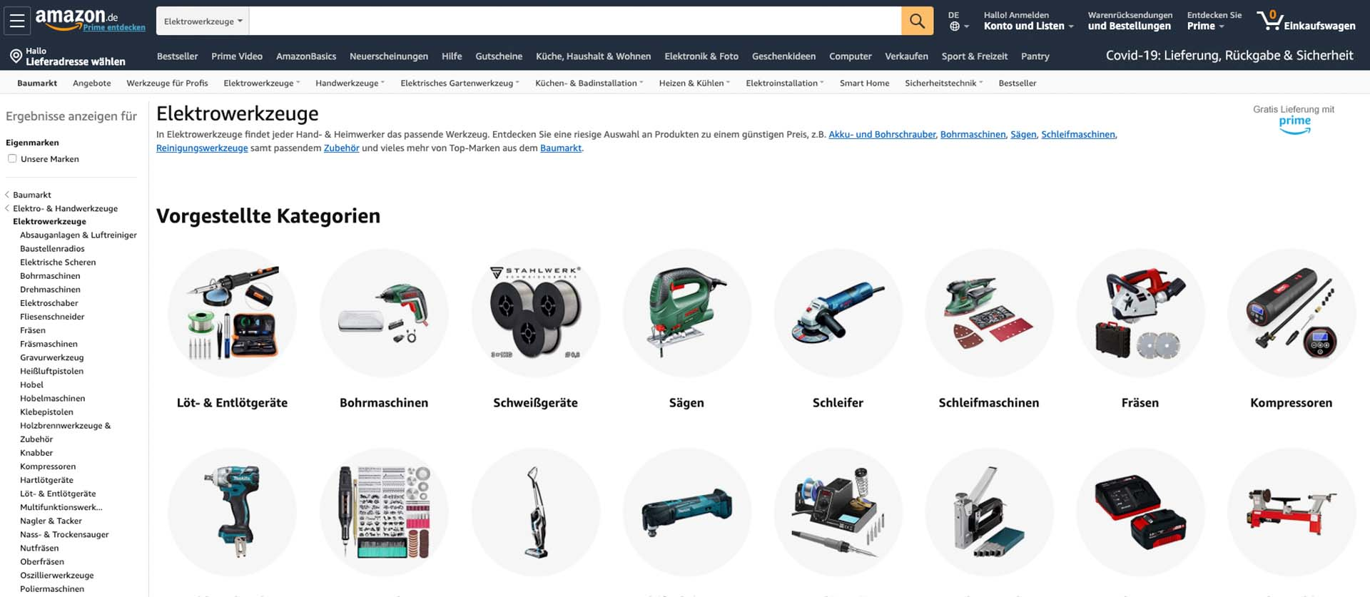 Amazon Plattform