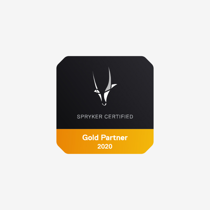 Spryker Gold Partner Logo