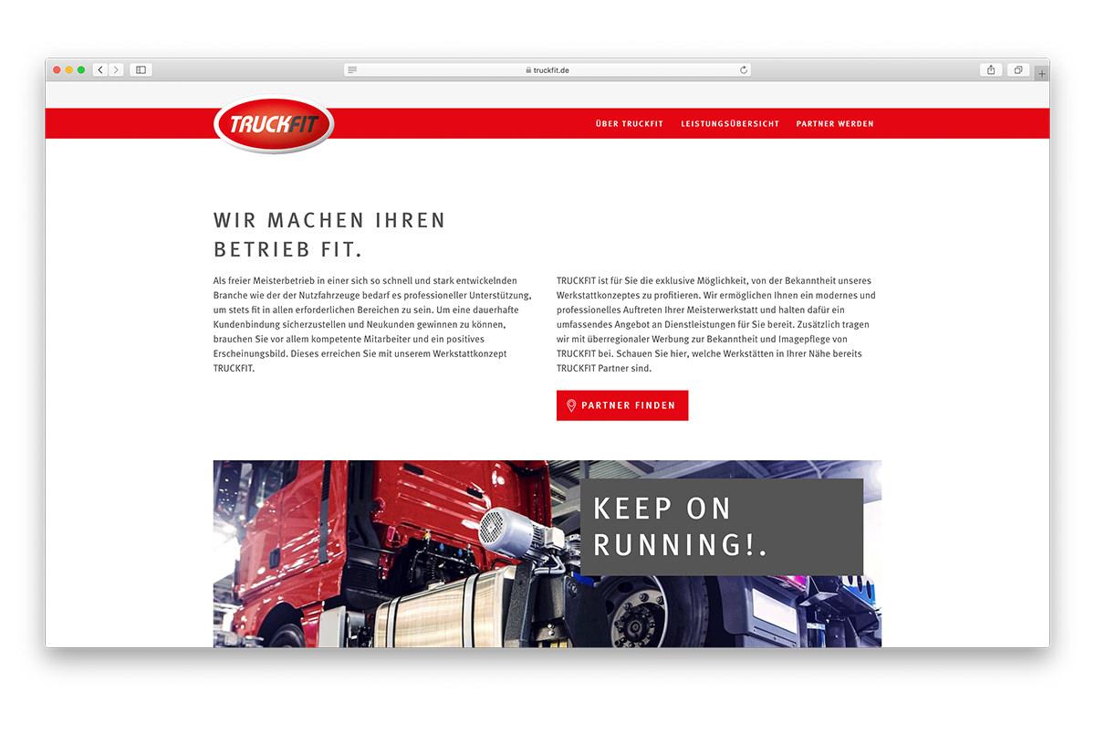 Projekt WM SE truckfit