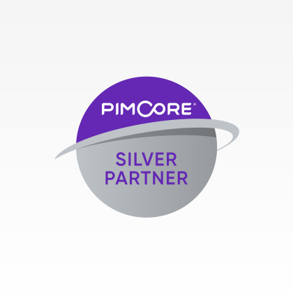 Pimcore Silver Partner Logo