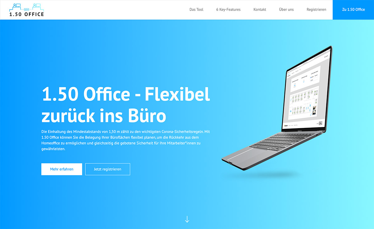 1.50 Office Desksharing Homeoffice
