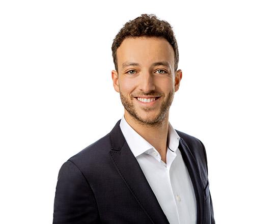 Amir El Sayed, Director Business Unit