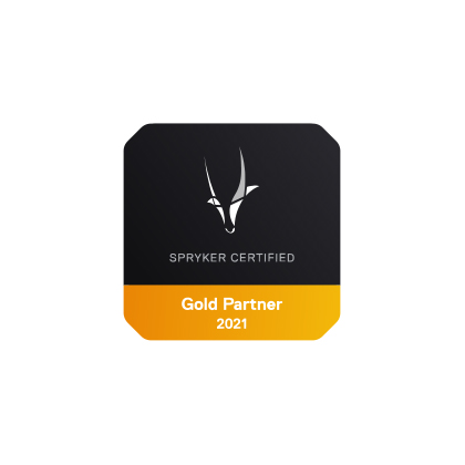 Spryker Gold Partner 2012