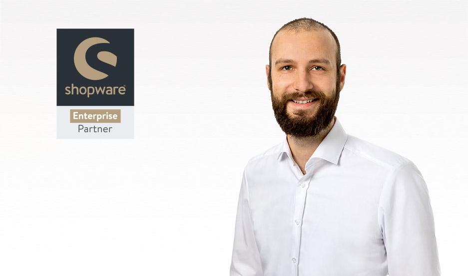 Jonas Dambacher, Technical Lead Shopware