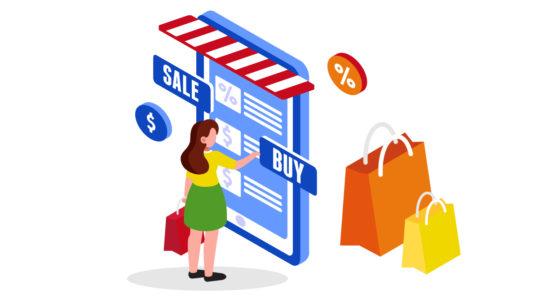 C2C Onlinehandel E-Commerce